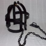 headcage wall mounted black