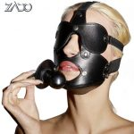 Zado gag face harness