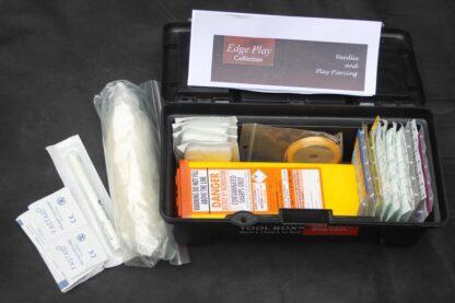 BDSM needle starter kit